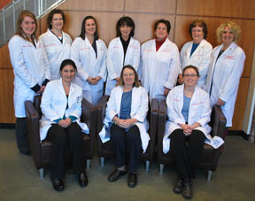 Nursing staff at RSC New England