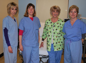 RSC New England surgical care nursing staff